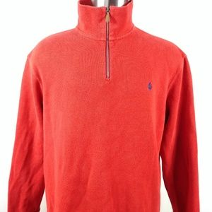 Polo Ralph Lauren Mens Lightweight Fleece Jacket